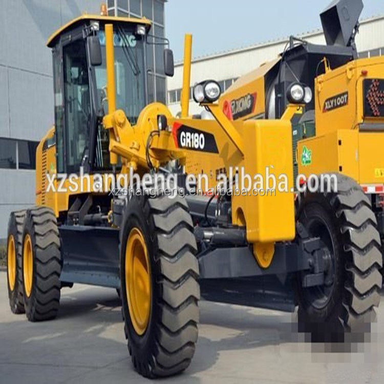 Xuzhou Cheap Tractor Road Grader GR180 With Rear Ripper