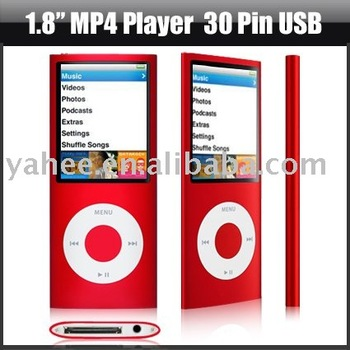 "Mini MP4 Player with 1.8"" TFT Screen,YHM-MP169G3"