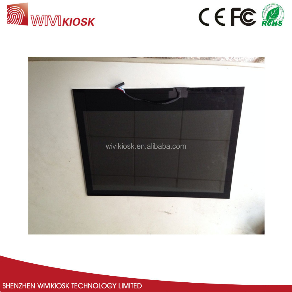 42inch Transparent LCD Panel in Advertising Player
