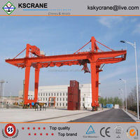 Safety Quality Double Girder Gantry Crane For Engineering