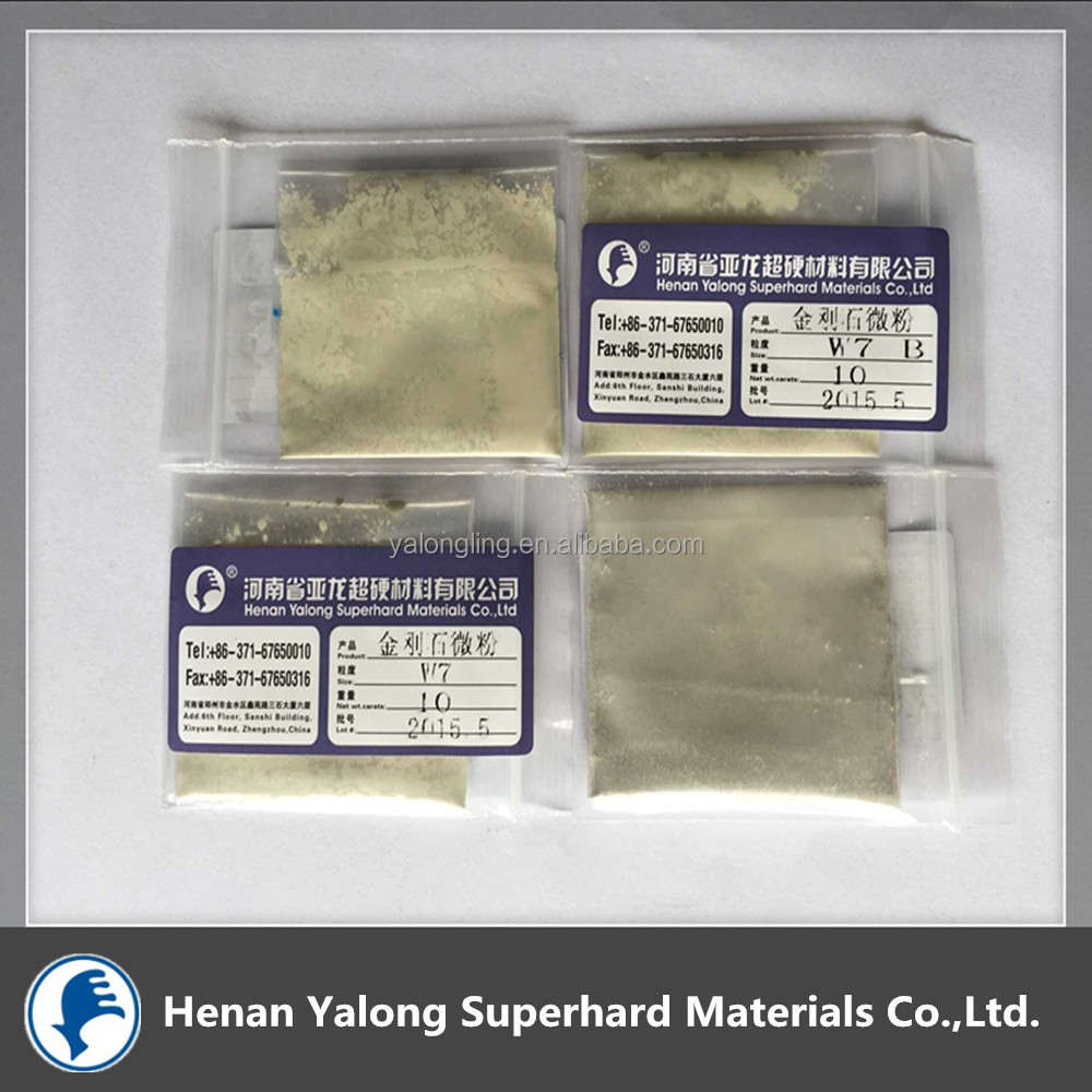 YALONG China Manufacturer Industrial Diamond Polishing Powder