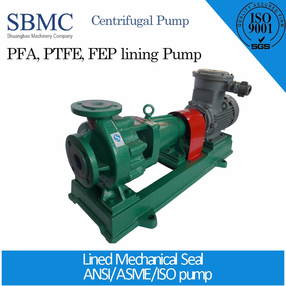 Cheap Price Centrifugal Pompa For Electrical Transfer Plant