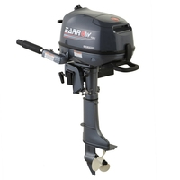 4 stroke 2.5hp, 4hp, 5hp, 6hp, 9.9hp, 15hp outboards