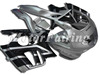 injection model F3 CBR600 Fairings Kit for Honda CBR600RR 1997-1998 CBR 600RR 1997 1998 cbr 600 f3 Black silver bodykit bodywork