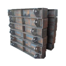 Structure assembling Sheet Metal shielded metal arc welding, Straight Supply