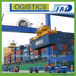 DDP/DDU/ container shipping & to door services from Guangzhou/Shenzhen to Portugal