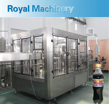 automatic carbonated beverage filling machine in zhangjiagang