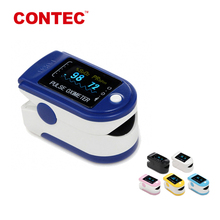 CONTEC CE&FDA Certified different type of finger pulse oximeters