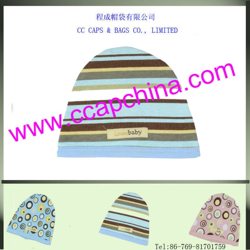 eco-friendly baby beanies ccap-0060