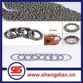 G10-G1000 6.35mm-25mm AISI 52100 chrome steel bearing ball payment by Kunlun Bank