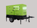 High Quality 20kva-200kva Trailer Diesel Generator