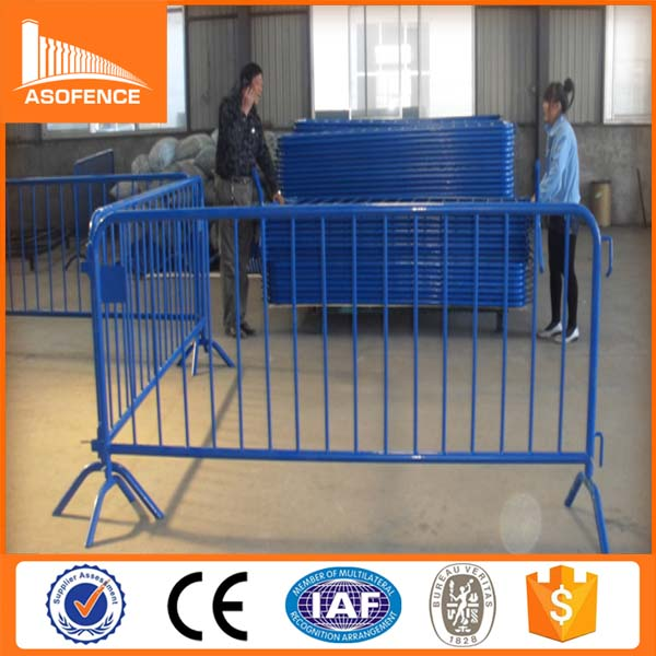 safety light barrier/movable galvanized safety light barrier/factory price safety light barrier in alibaba
