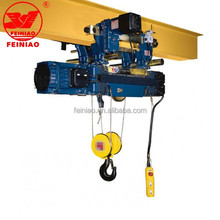 220v 1200kg portable mini electric hoist