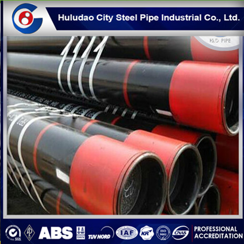 steel casing pipe sizes for fluid transportation