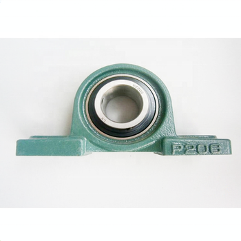 angle grinder spare parts stainless steel SUCP206 P206 pillow block bearing