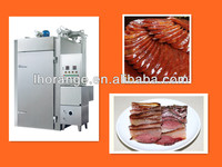 New Tech Commercial Stainless Steel Meat Smoke House/Meat Smoking Machine