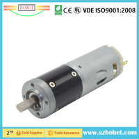 12v dc planetary gear motor specifications Motor 28PA395