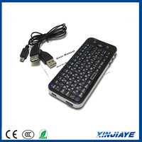 Russian Mini Keyboard Mouse Gyroscope Gaming Remote Control for TV BOX PC Laptop Tablet Mini PC
