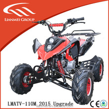110cc new plastic cover ATV from lianmei with CE/EPA certification