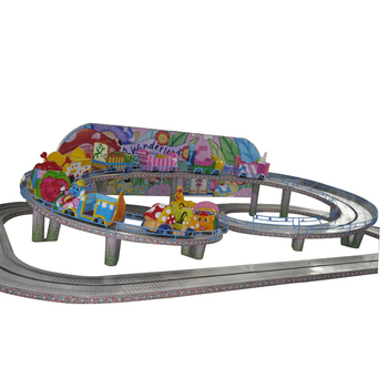 Top Quality Amusement Carnival Rides Amusement Park Equipment Mini Shuttle
