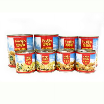 canned mushroom top quality