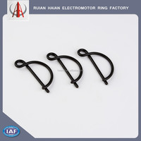 High tension stamp fastener and Fastener