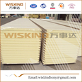 50-150mm thickness waterproof pu sandwich panel for Cold Room