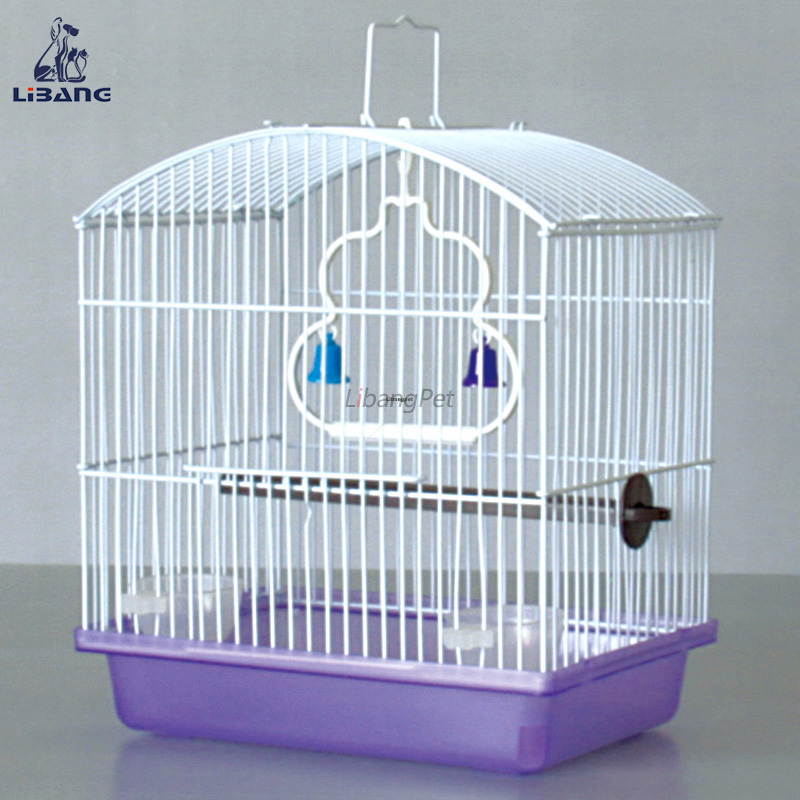 Hanging Small Decorative Iron Wire Metal Bird Cage