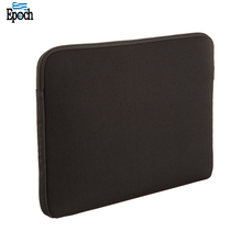 Alibaba hot sale slim design soft neoprene black 15.6 inch laptop sleeve,laptop cover wholesale