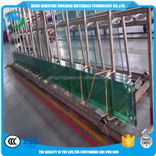 Prima clear LED toughened laminated glass for ceiling