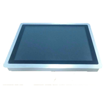 10.4 inch touch screen panel pc, all in one pc, fanless industrial pc