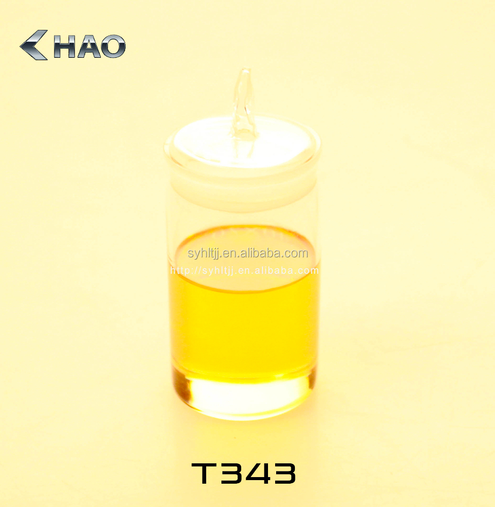 T343 Multifunctional Organic Sulfur Gear Oil Compound Lubricant Oil Additive