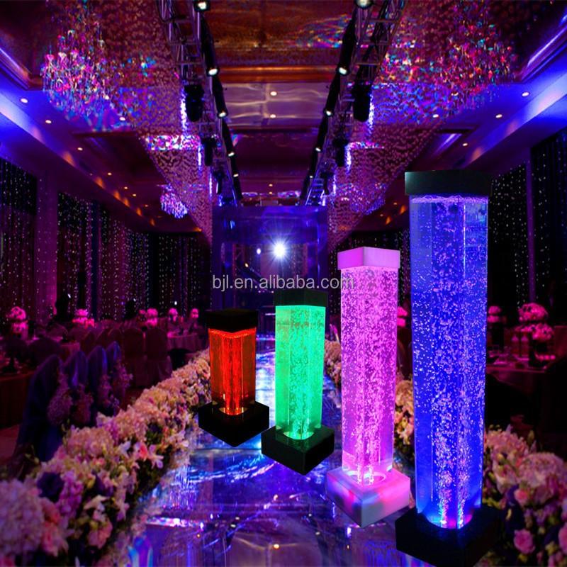 Luxury Led Lighting Children Birthday Party Decorations