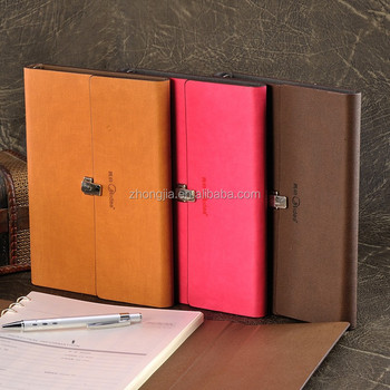 New design Customized daily agenda organizer