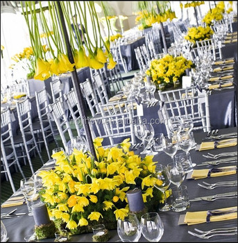plastic chiavari chair for wedding from China Factory