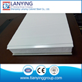 smooth surface EPS sandwich panel wall panel for clean room