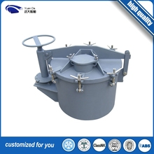Boat Rotating Oiltight Hatch Cover