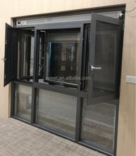 aluminium window 10 years warranty auotmatic operation