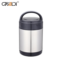Durable in use thermos food warmer container airtight food storage container