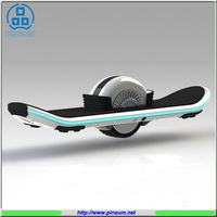 2016 most popular 1 wheeled self-balancing electric scooter