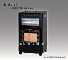 natural gas bathroom heater electric