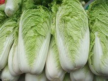 2012 Chinese Cabbage