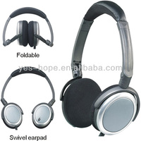 2014 Noise cancelling cheap aviation headset, disposable airline headset for airplane