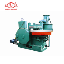 HFB5160 compressed concrete baking free extruder brick machine