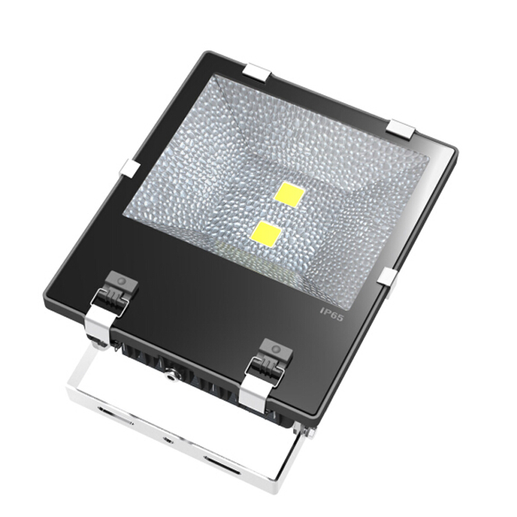 2013 new-design 200w led flood light 90-264VAC bridgelux chip & meanwell driver(10w to 200w are available) dongguan factory