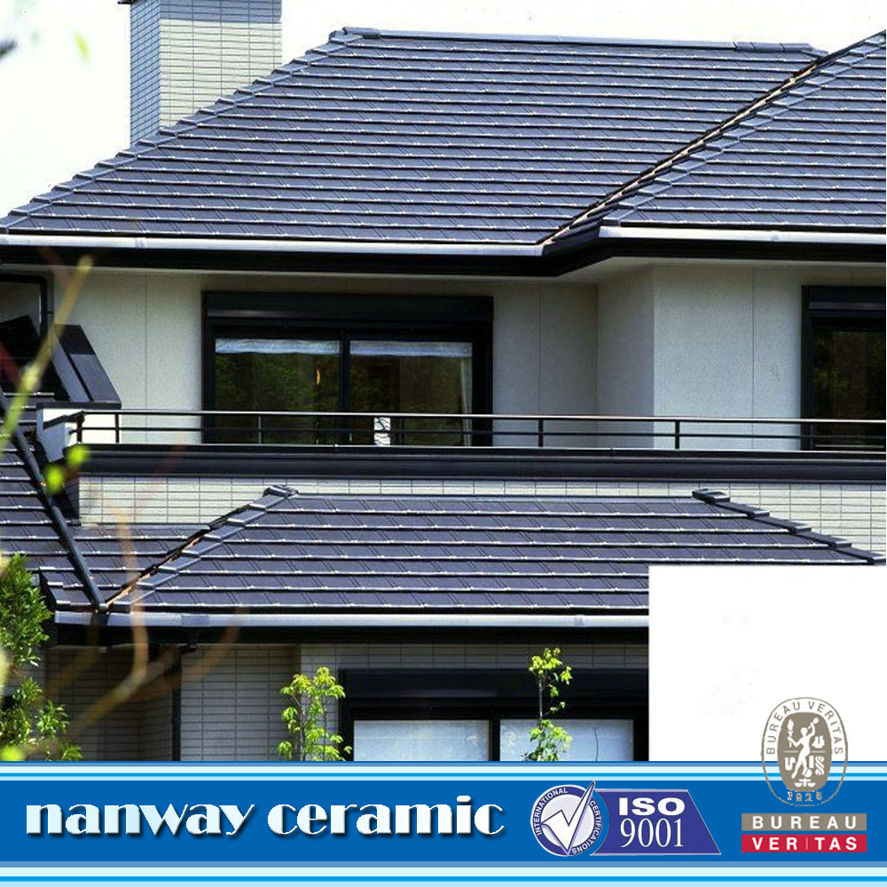 300x400mm Cheap building materials red clay ceramic roof tiles