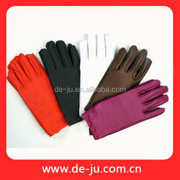 Product Colorful Decoration Gloves Bride Accessories