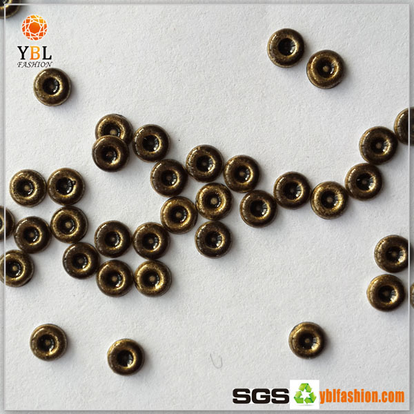 2014 New Arrival Garment Accessories Round Point Studs Metal Hotfix