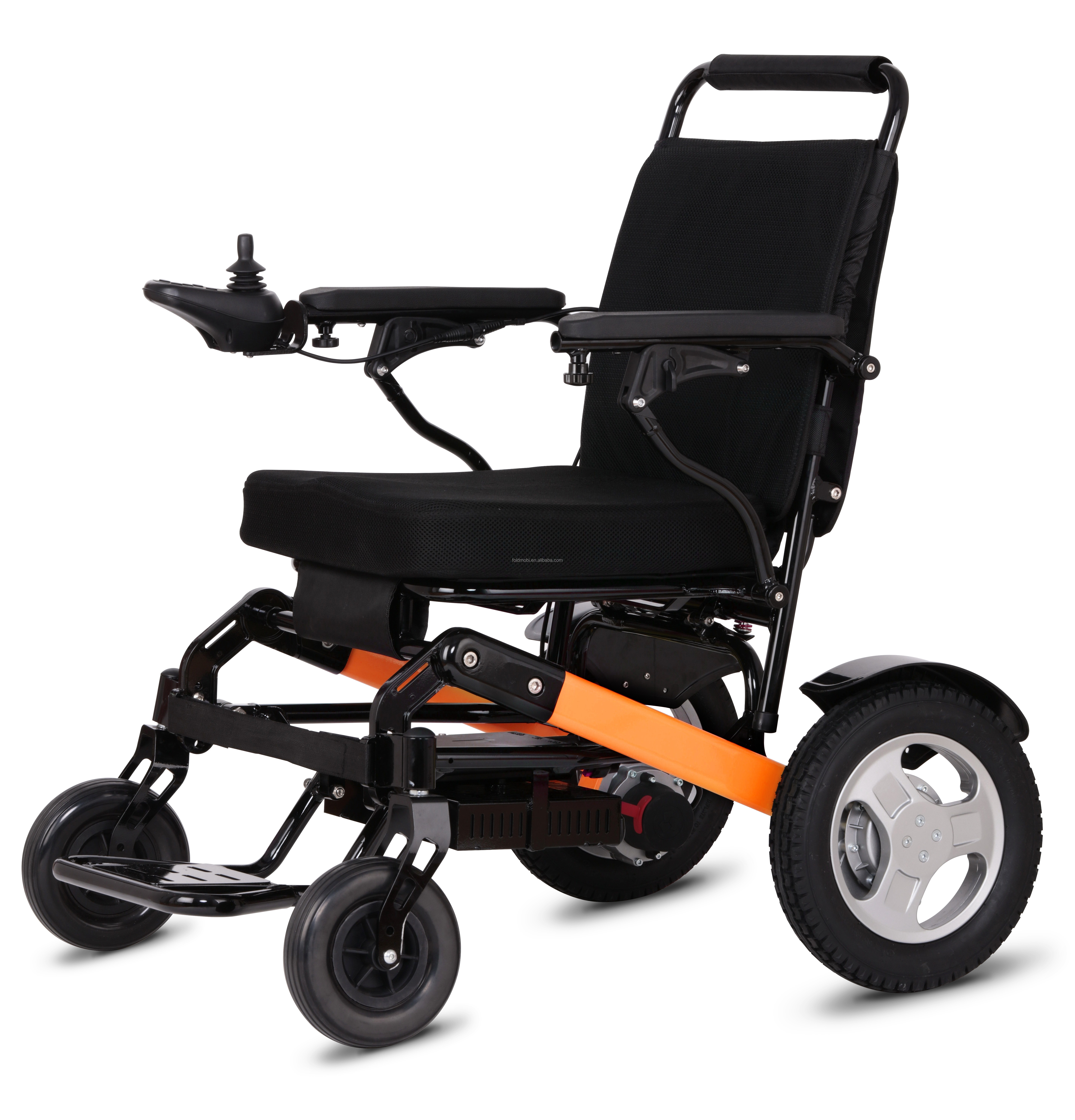 cheap price electric wheelchair Aluminum Alloy Lightweight <strong>Power</strong> Wheelchair Electric with 200W Motor
