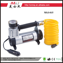 MSJ micro diaphragm air pump /12v dc car tyre mini electric air pump